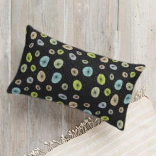 Tronchetto Self-Launch Lumbar Pillows