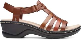 Clarks Collection By Lexi Bridge Leather Sandals