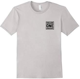 Square One Workshop - Front & Back T Shirt