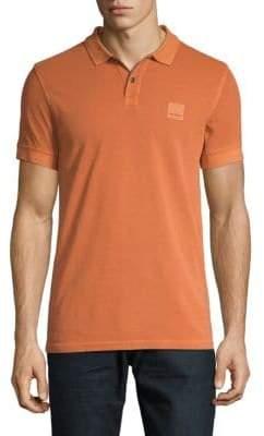 HUGO BOSS Pascha Cotton Polo
