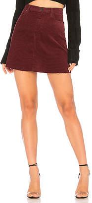 Blank NYC BLANKNYC High Rise Corduroy Skirt