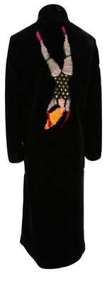 Katya Dobryakova Black Polyester Coats