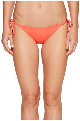 Becca by Rebecca Virtue Color Code Tie Side Bottom Women's Swimwear
