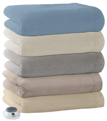 Soft Heat Luxe Plush Warming Blanket - Soft Heat®