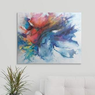 Great Big Canvas 'Color Burst' Painting Print