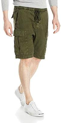 Vince Men's Drop-Rise Military Short