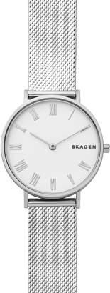 Skagen Hald Bracelet Watch, 34mm