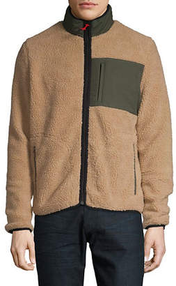 Wesc Moritz Teddy Fleece Jacket