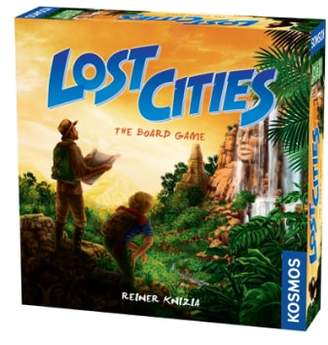 Thames & Kosmos 'Lost Cities - The Board Game'