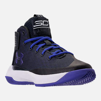 Under Armour Boys' Preschool Curry 3Zero Basketball Shoes