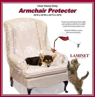 clear LAMINET Armchair/Recliner Cover