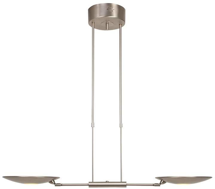 Steinhauer EEK A+, LED-Pendelleuchte Tamara 4-flammig