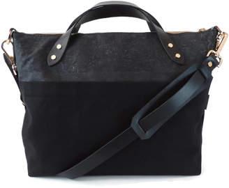 Spicer Bags Cork & Canvas Satchel Bag