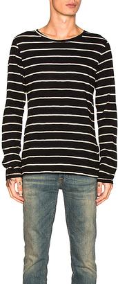 Nudie Jeans Orvar in Black $89 thestylecure.com