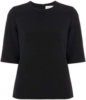 Victoria Beckham shortsleeved blouse
