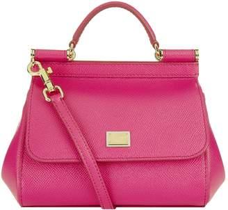at Harrods · Dolce   Gabbana Mini Sicily Top Handle Bag b454f7401d7cd