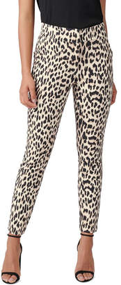 Forever New Kellie High Waist Printed Pants