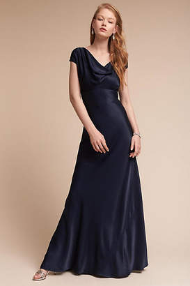 Anthropologie Gloss Wedding Guest Dress