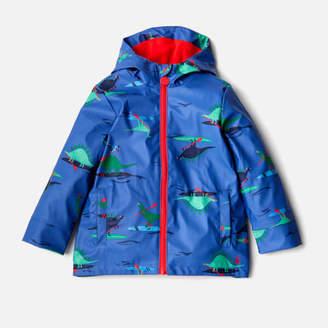 Joules Boys' Young Skipper Waterproof Coat