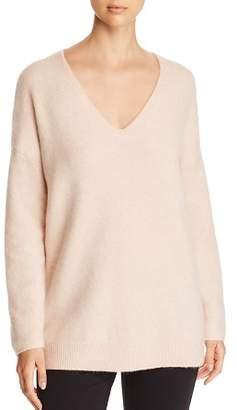 Eileen Fisher Petites Merino Wool Drop Shoulder Sweater
