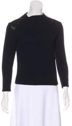 Celine Knit Long Sleeve Sweater