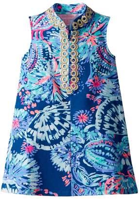 Lilly Pulitzer Mini Jane Shift Girl's Dress