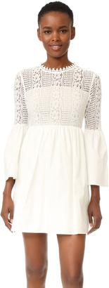 endless rose Lace Mini Dress $98 thestylecure.com