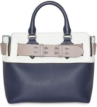 Burberry The Small Quadri-tone Leather Belt Bag