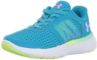 Under Armour Girls' Pre School Micro G Fuel Prism Alternate Lace Athletic Shoe