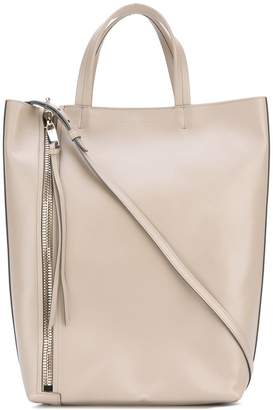Elena Ghisellini side zip tote bag