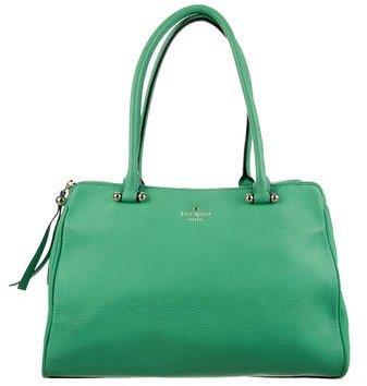 Kate SpadeKate Spade New York Grained Leather Shoulder Bag