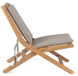 Alden Adjustable Folding Chair