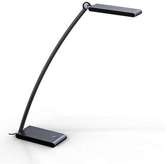 Alba LEDTOUCH 7 Watt LED Desk Lamp, Black