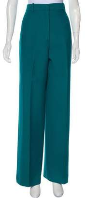 Celine High-Rise Virgin Wool Pants
