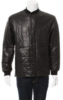 Alexander Wang Quilted Leather Jacket w/ Tags