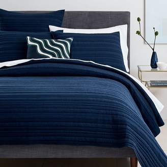 west elm Coverlet