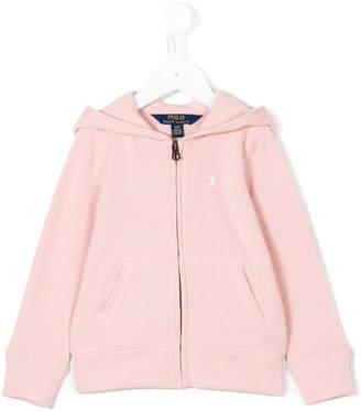 Ralph Lauren hooded zipped jacket