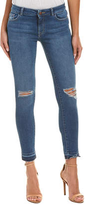 DL1961 Premium Denim Margaux Cracked Instasculpt Skinny Leg