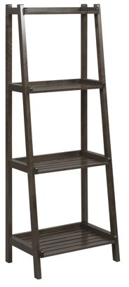 New Ridge Home Goods Dunnsville 4-Tier Ladder Shelf