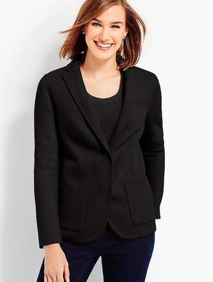 Talbots Double-Face Blazer