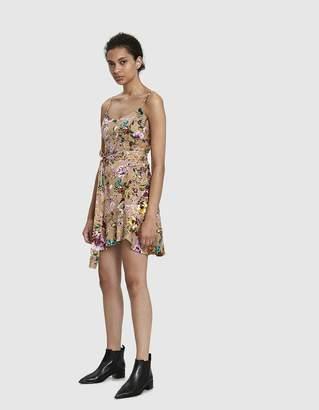 Leilani Farrow Floral Mini Dress