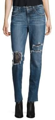 Joe's Jeans Billie Slim-Fit Distressed Ankle Jeans