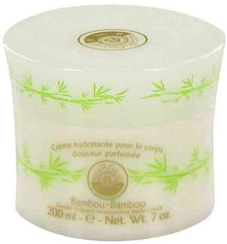 Roger & Gallet Bambou ( Bamboo ) by 7.0 oz Gentle Fragrant Moisturizing Body Cream