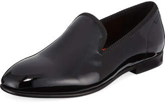 Tallia Men's Enrico Patent Leather Loafer