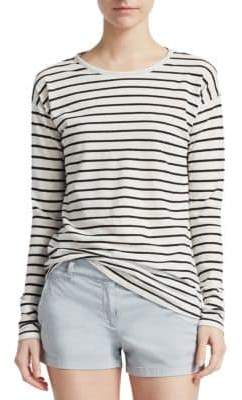 Theory Striped Tee