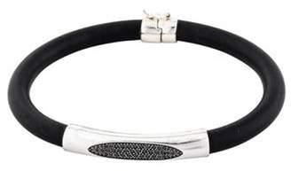 Syna Diamond Bracelet Black Syna Diamond Bracelet