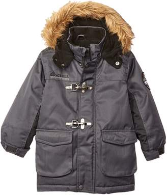 Big Chill Big Boys' Toggle Expedition Jacket