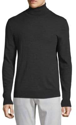 Saks Fifth Avenue Turtleneck Wool Sweater