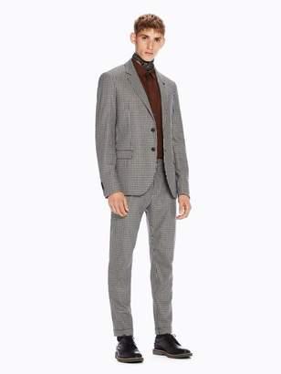 Scotch & Soda Blake - Wool Pleated Trousers Regular slim fit