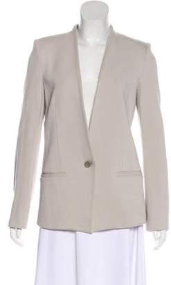 Helmut Lang Twill Dress Blazer